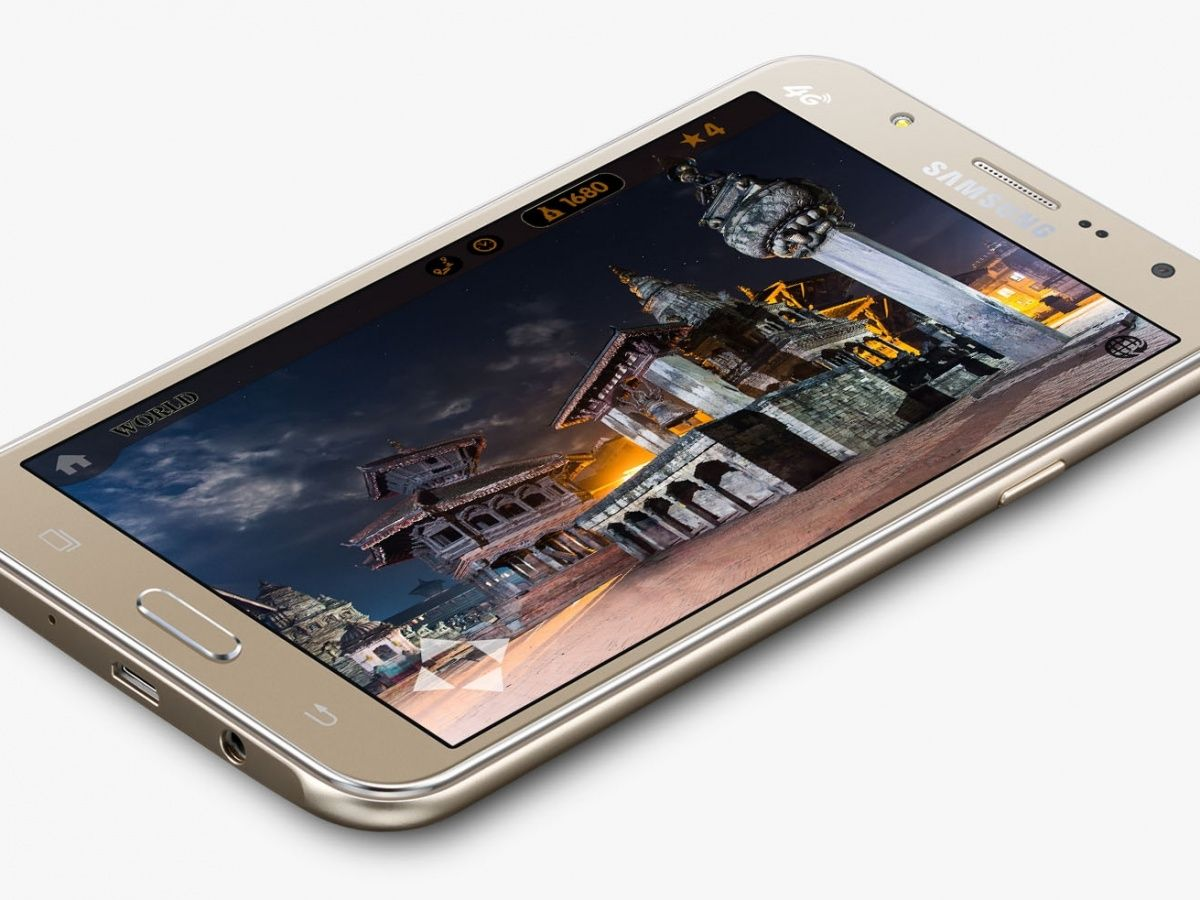 Specifications of Galaxy J7 (2016) revealed through GFXBench