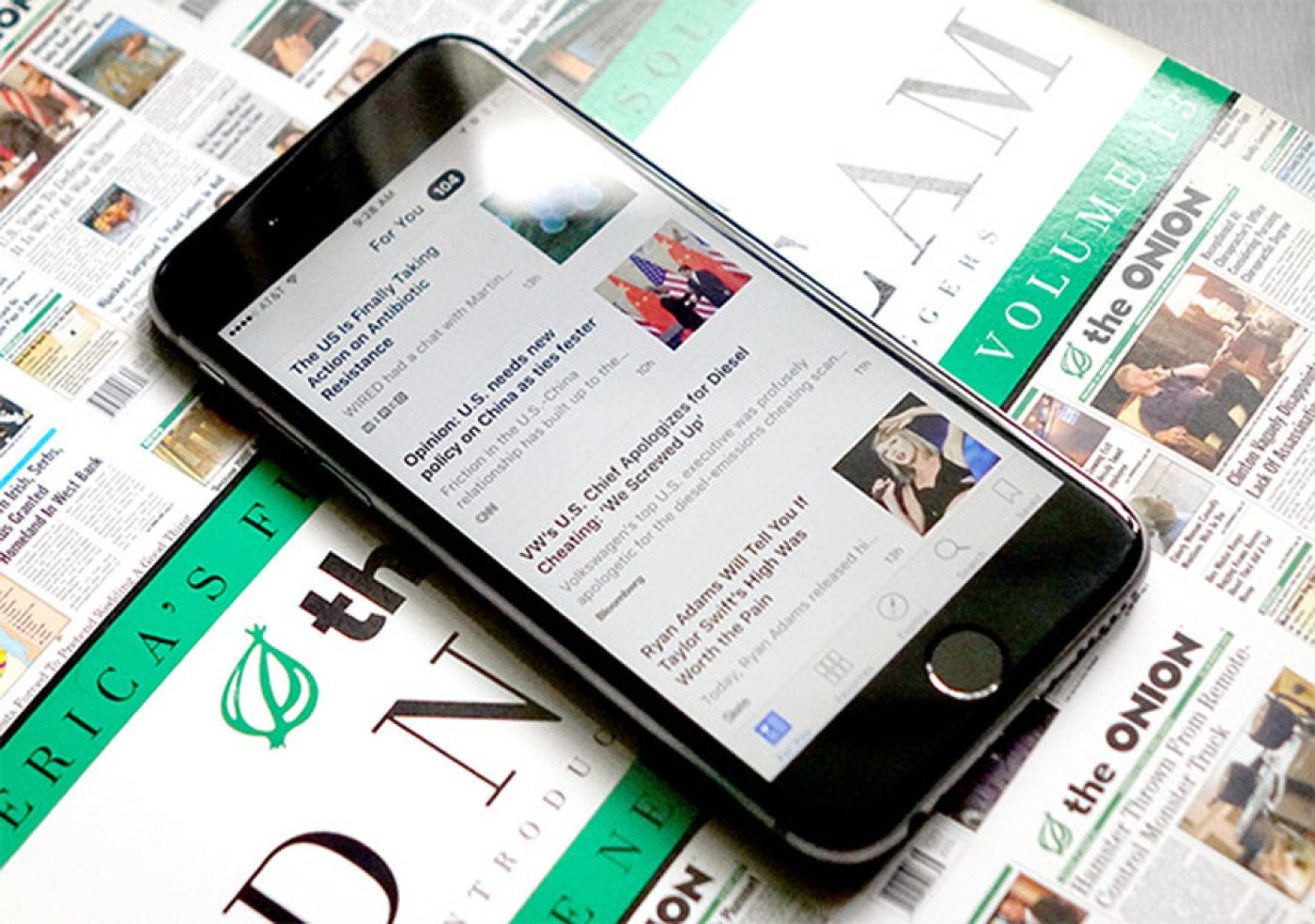 Apple doesn't know how many people are using its News app