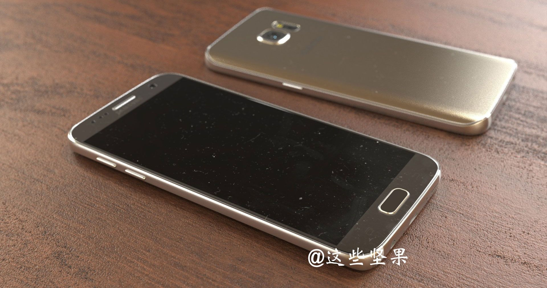 Galaxy S7 3D renders hint at what the next flagship might look like