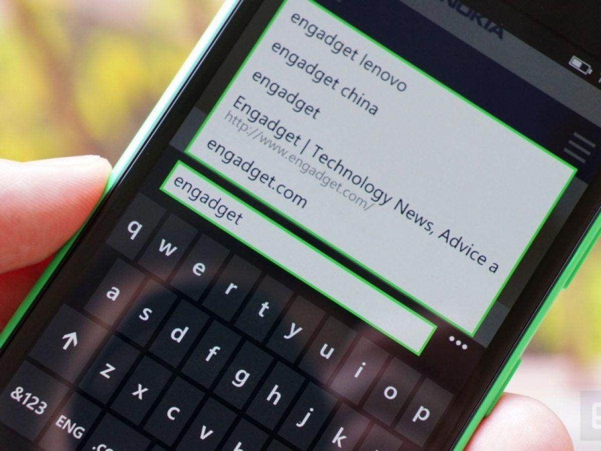 lumia 735 keyboard