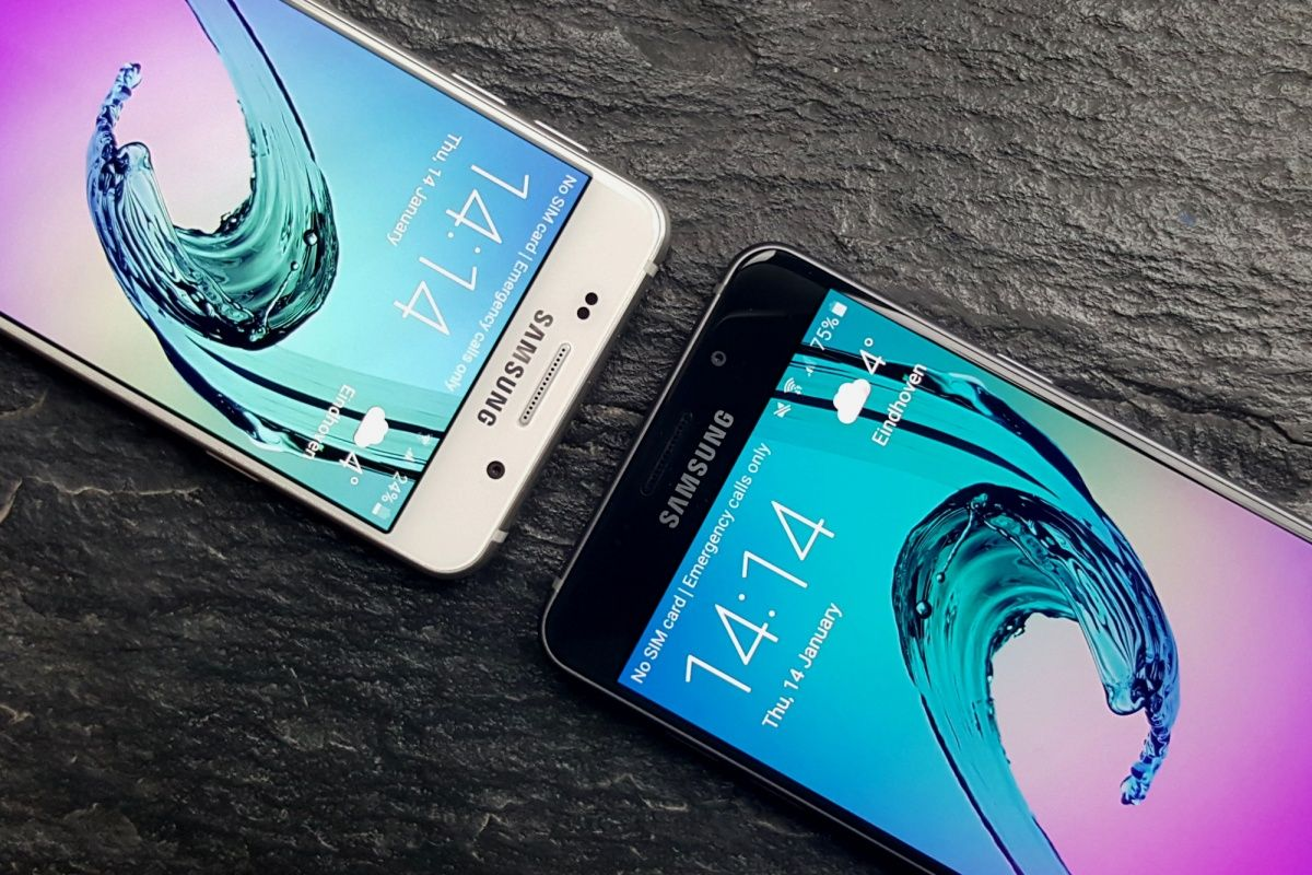 Samsung Galaxy A3 (2015) and Galaxy A5 (2016) preview