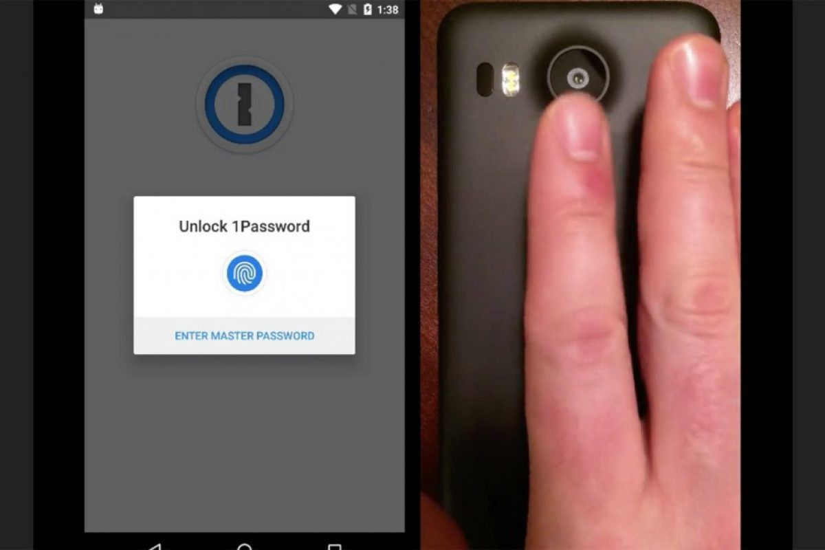 1password android update