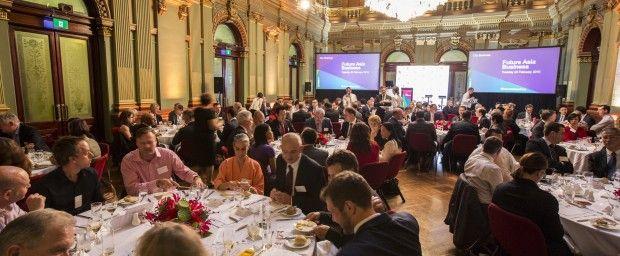 Summit to make China's future Sydney's business