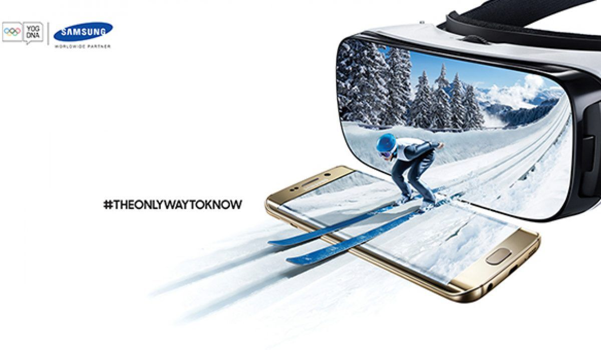 Samsung Encourages Young Fans to Pursue Passion for Sports and Life during Lillehammer 2016 Winter Youth Olympic Games