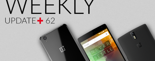 Week 62: OnePlus X goes Invite-Free, Downloads and Incoming Accessories