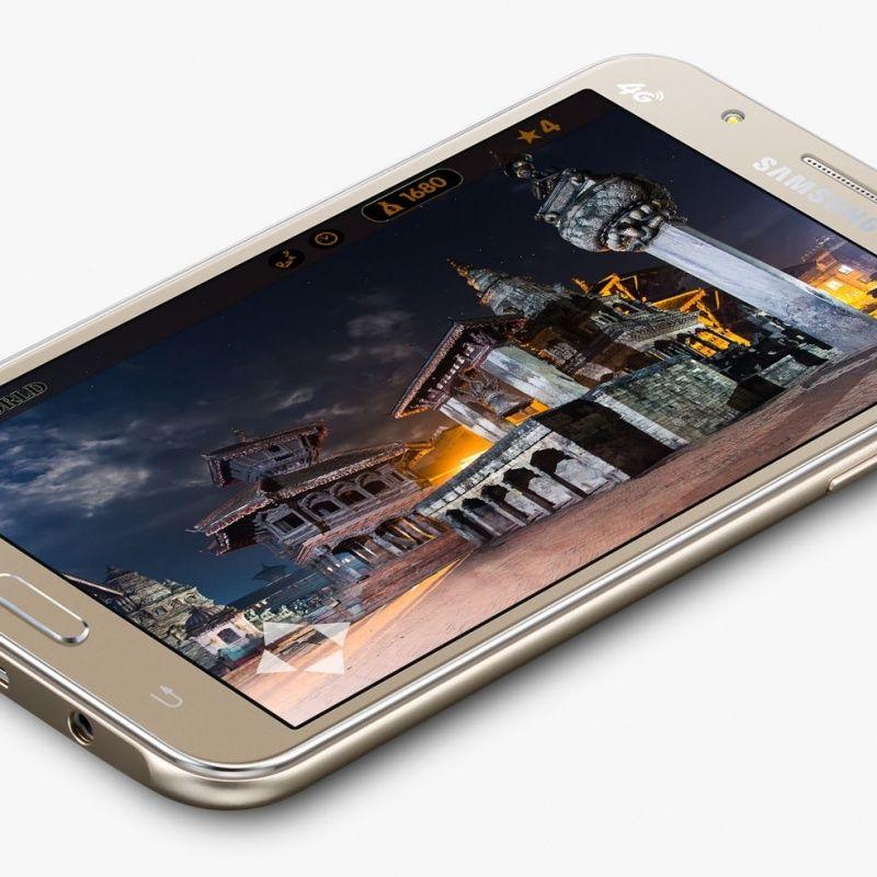 Samsung Galaxy J7 (2016) with a 3,300 mAh battery hits FCC