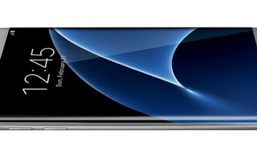 New press render of Samsung Galaxy S7 edge leaks in grey