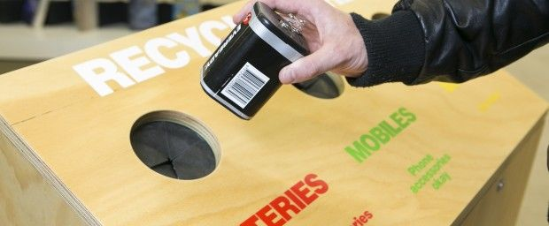 Sydneysiders switched on for battery recycling