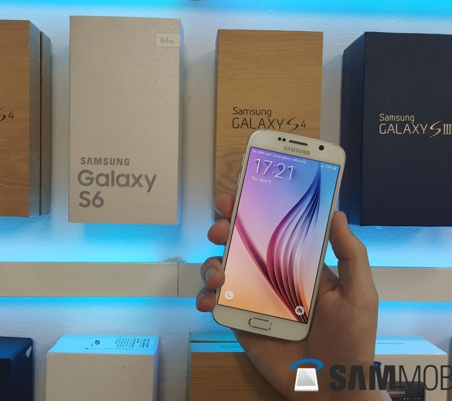 Buy a Samsung flagship from AT&T and get the Galaxy S6 for free