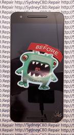 Broken Google Nexus 6P 2