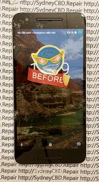 Broken Google Nexus 6P 1