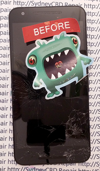 On The Spot Repair - LG Google Nexus 5X Screen Fix