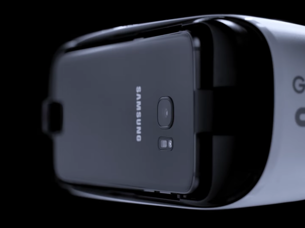 The Galaxy S7 and S7 edge CPU cooling system is all about VR