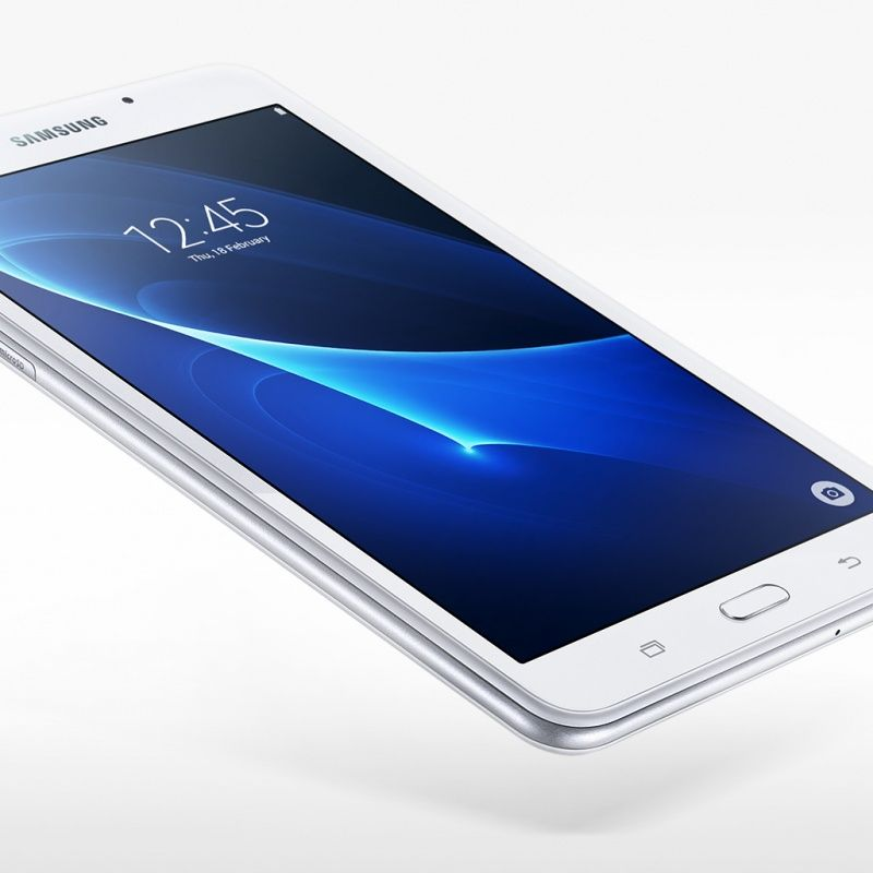 Galaxy Tab A (2016) quietly listed on Samsung's website
