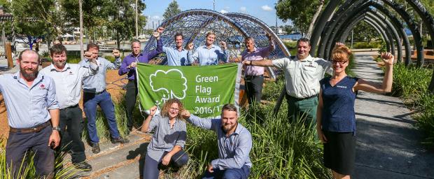 Pirrama Park flagged as top green spot