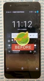 Broken Google Nexus 6P 3