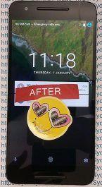 Fixed Google Nexus 6P 8
