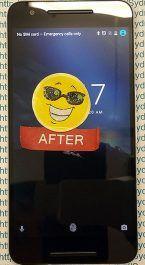Fixed Google Nexus 6P 9