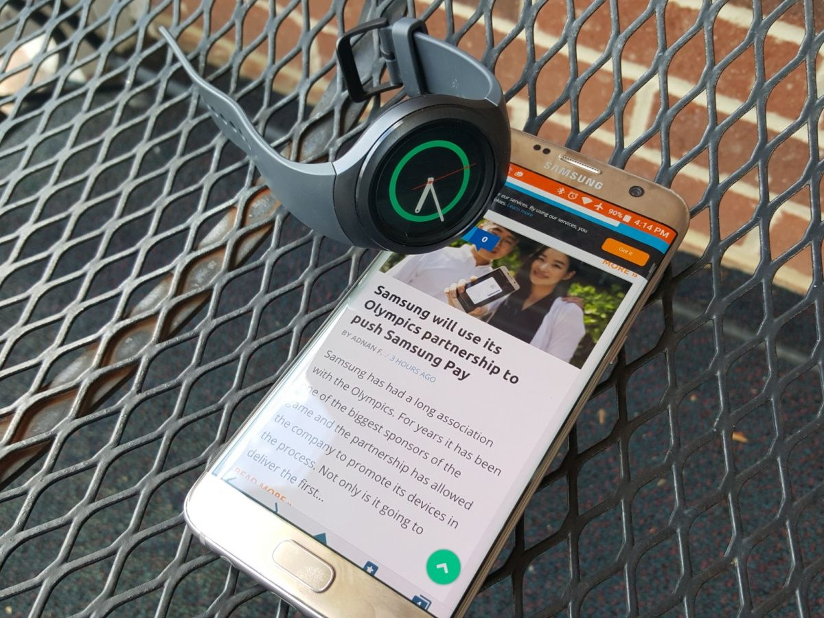 Verizon Galaxy S7 promo in high demand, free Gear S2 deliveries delayed until May 2016
