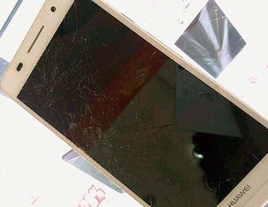 Huawei Ascend P7 is still turning on? But Touch function doesn't work at all ?