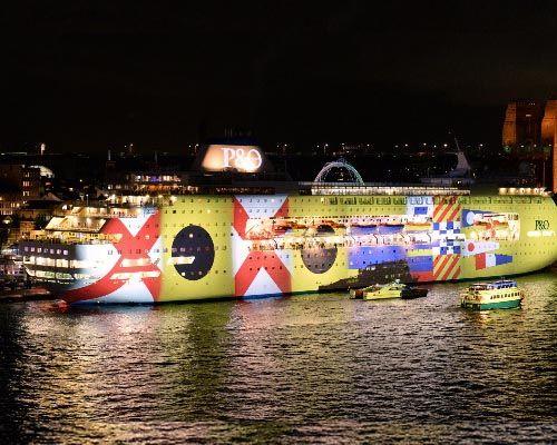 Vivid Sydney Cruise Photograph 1