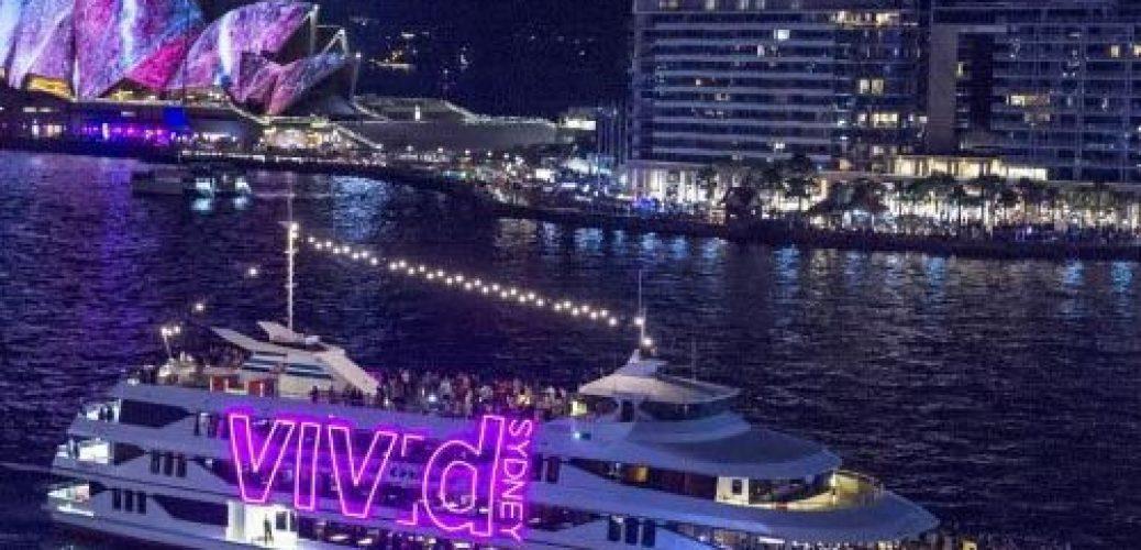 Vivid Sydney Cruise Photograph 2
