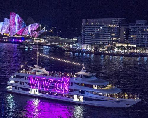 Vivid Cruises in Photos