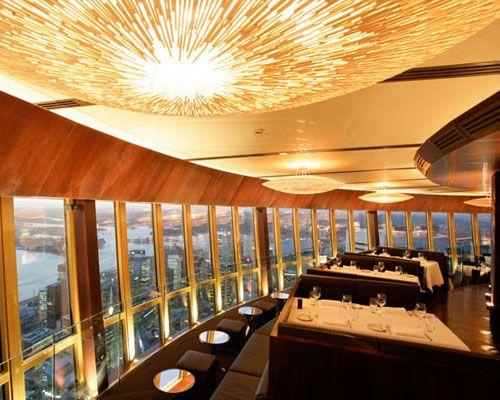 360 Bar and Dining Vivid Sydney