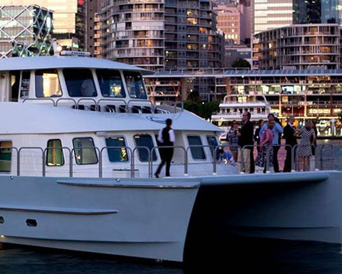 Vivid Sydney Cruise Photograph 9