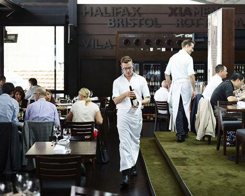 Cafe Sydney Vivid Sydney