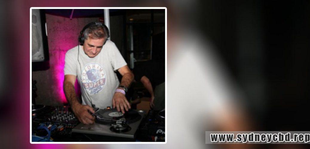 DJ Graham Mandroules at Vivid Sydney 2016