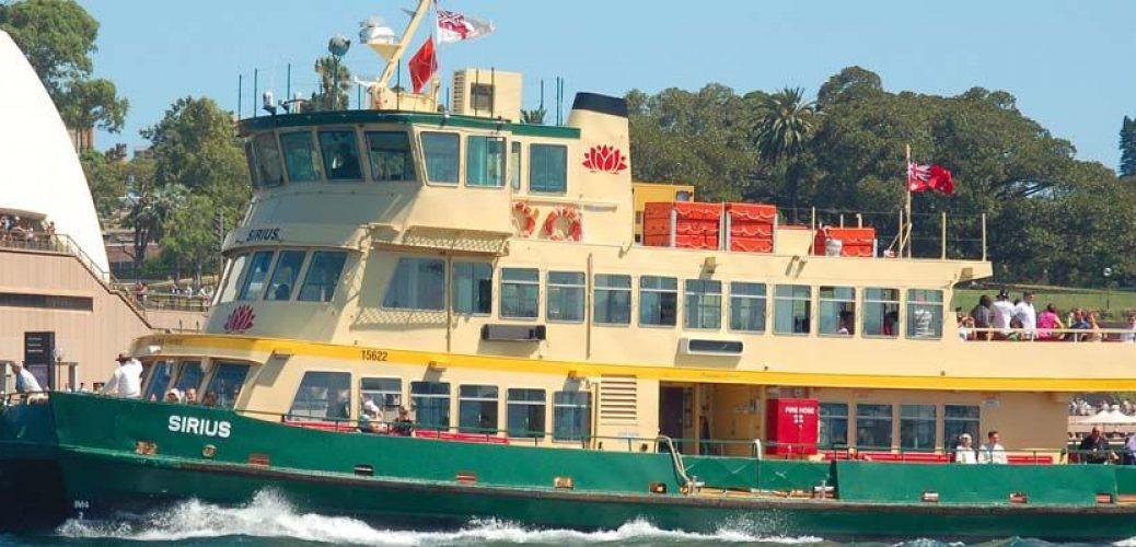 First Fleet Ferries 1