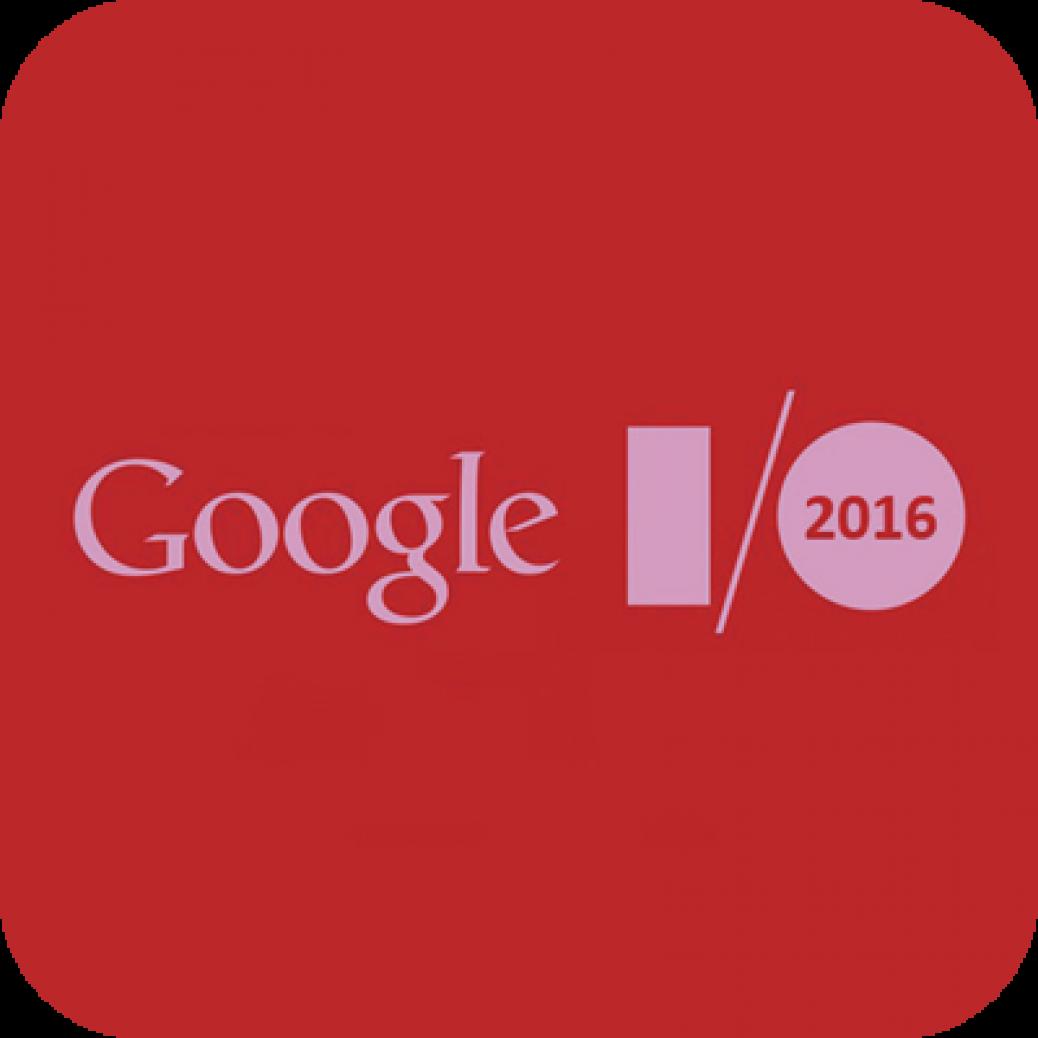 Google IO 2016 Square Logo