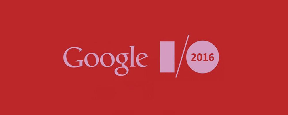 Google IO 2016 Logo