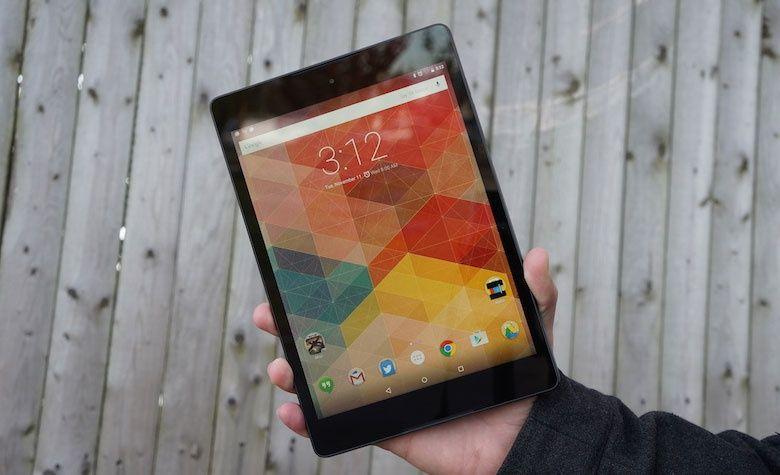 Goodbye, Nexus 9