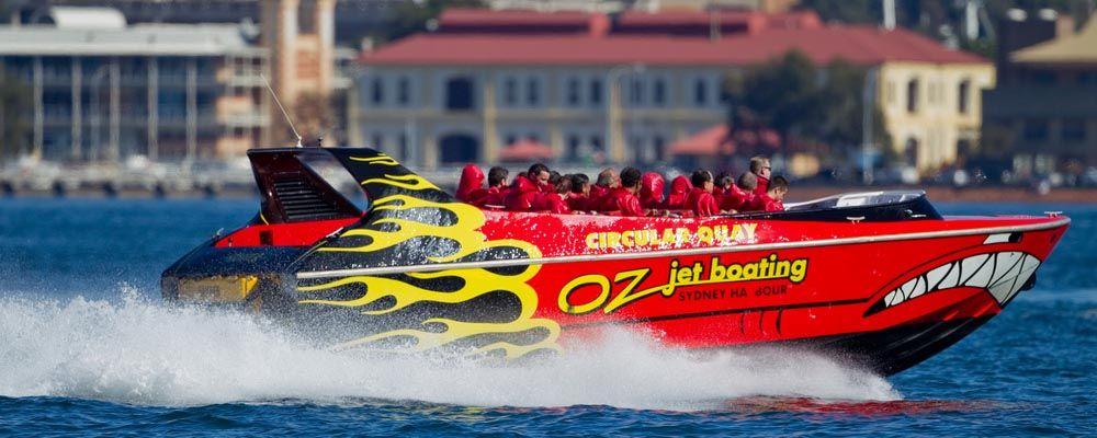 Oz Jet Boating 1