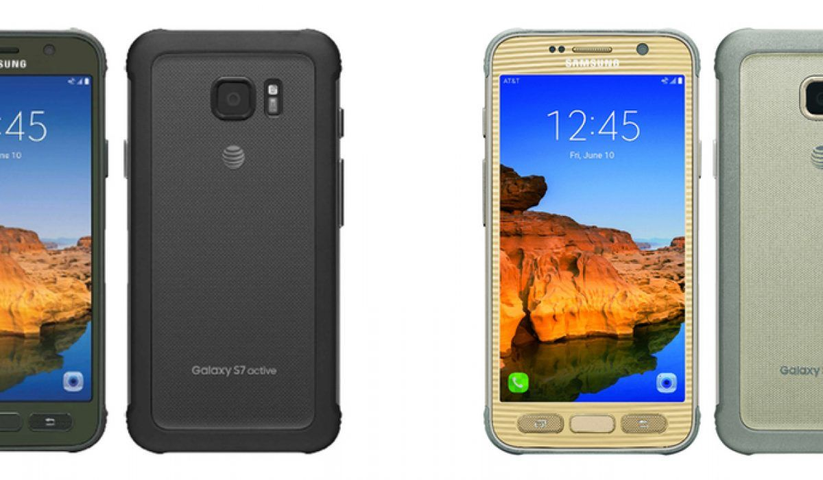 Samsung Galaxy S7 Active Colors