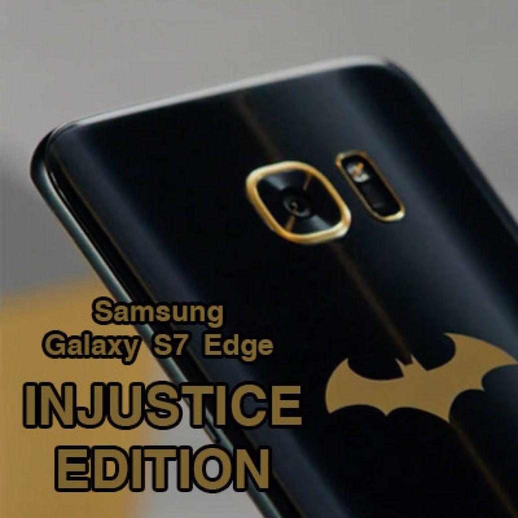 Samsung Galaxy S7 Injustice Edition FI