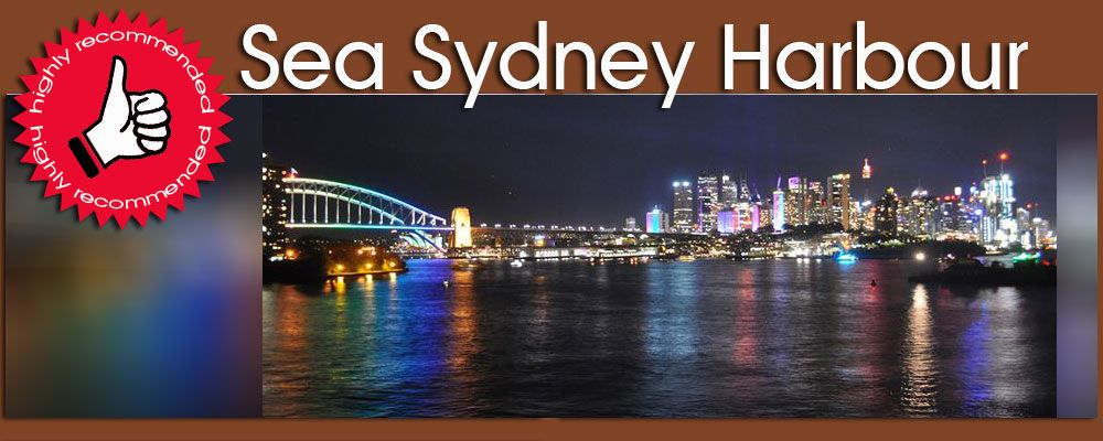 Vivid Sydney Cruise Deals Sea Sydney Harbour