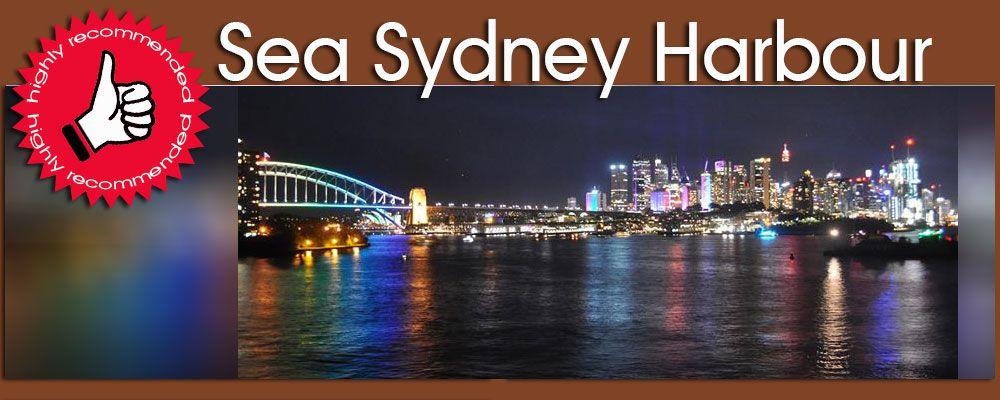 Vivid Sydney Cruise Deals Sea Sydney Harbour