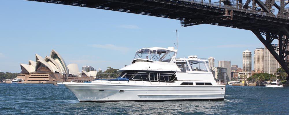 Sensational Sydney Cruises on Vivid Sydney Cruises