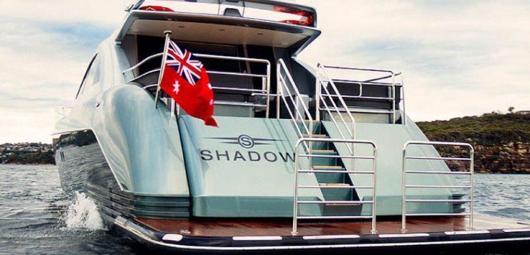 Shadow Charters on Vivid Sydney Cruises