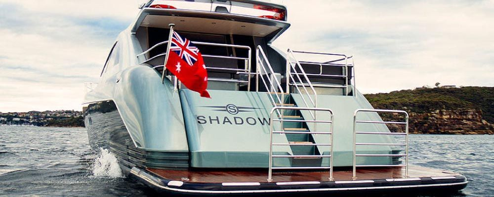 Shadow Charters on Vivid Sydney Cruises