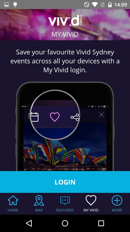 Vivid Sydney App 1