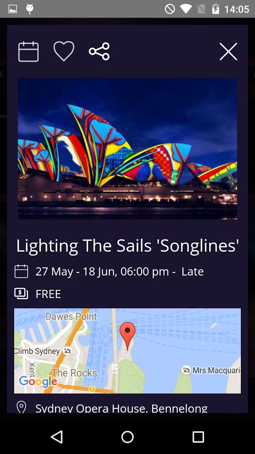 Vivid Sydney App 3