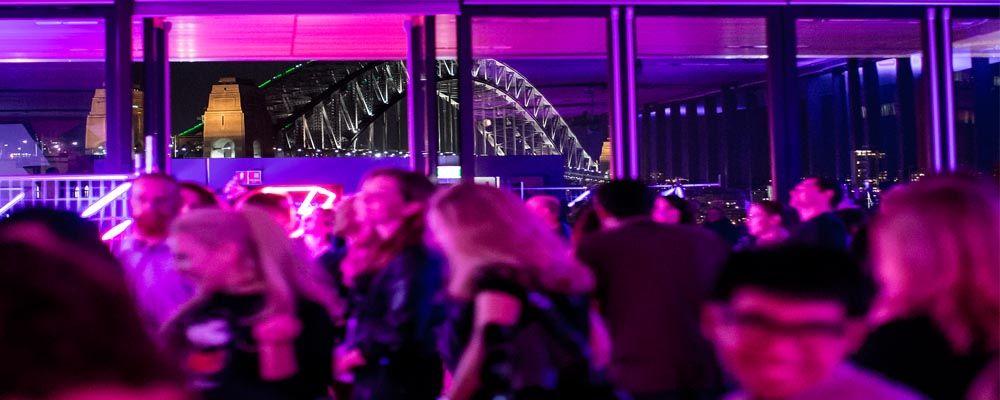 Vivid Lounge at Vivid Sydney 2016