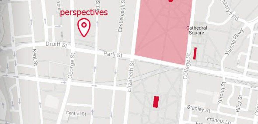 Sydney CBD Repair Centre Location