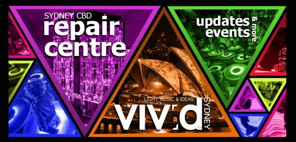 Vivid Sydney Updates Events