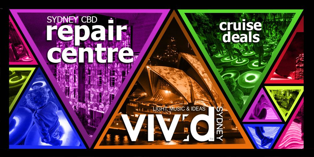 Vivid Sydney Cruise Deals