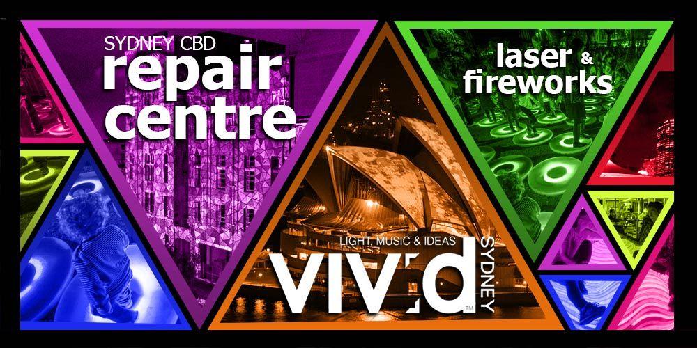 Vivid Sydney Fireworks